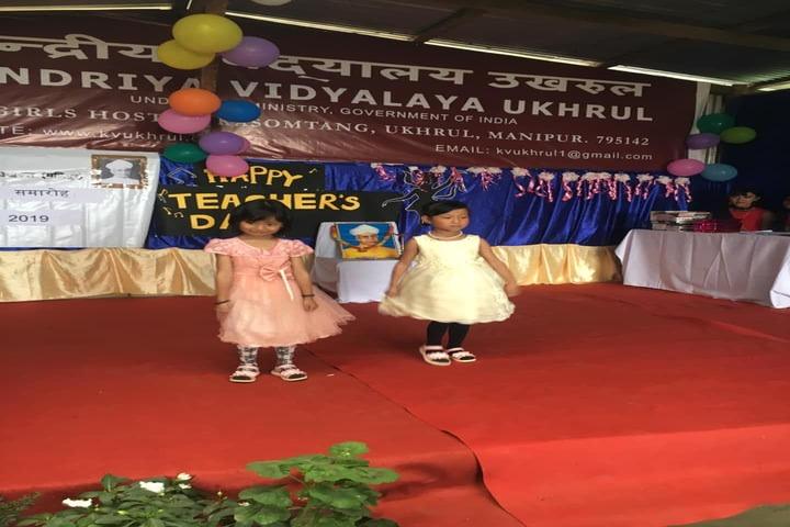 Kendriya Vidyalaya-Fancy Dress