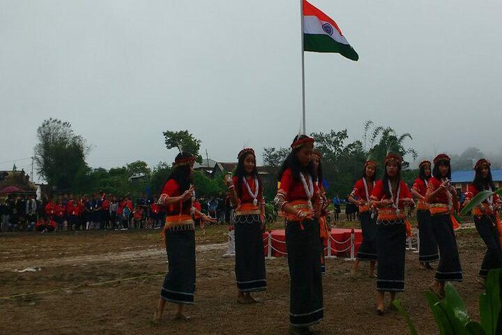 Kendriya Vidyalaya-Independence Day Celebartions