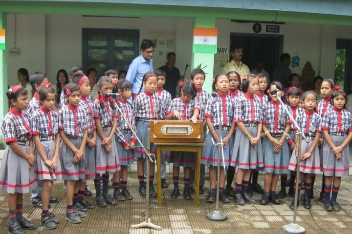 Kendriya Vidyalaya-Independence Day Celebrations