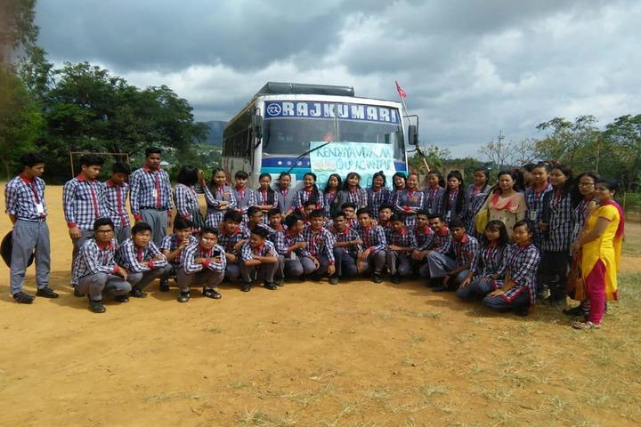 Kendriya Vidyalaya-Educational Tour