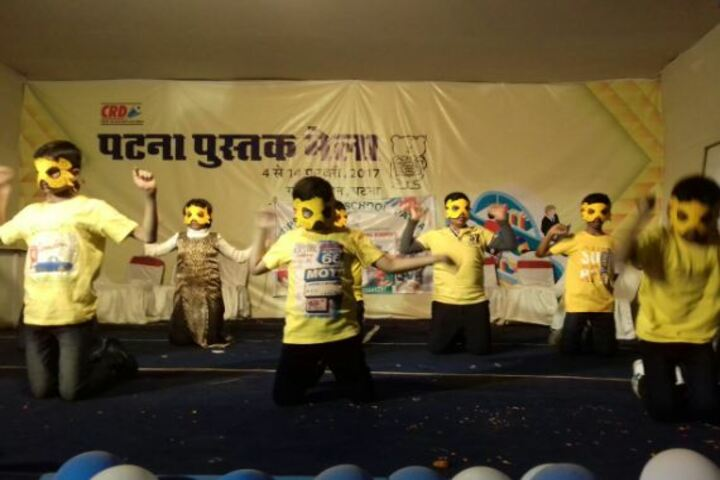 Delhi Public World School-Kids