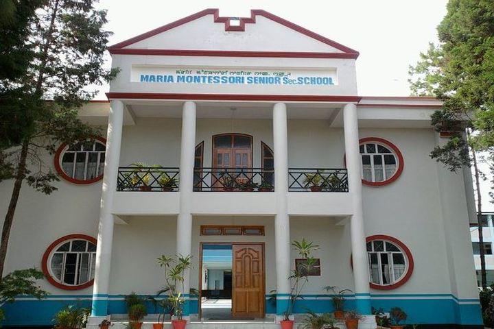 Maria Montessori School-Campus