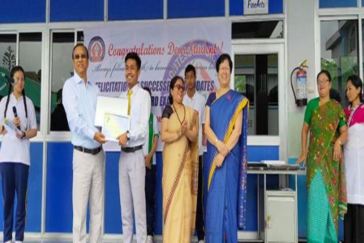 Maria Montessori School-Felicitation