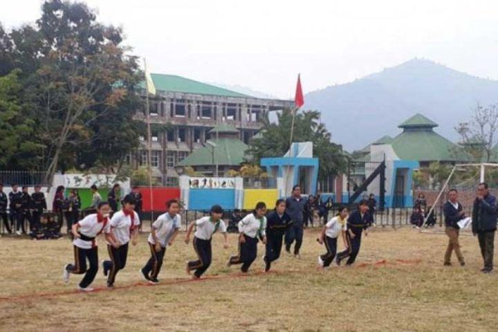 Maria Montessori School-Outdoor Games