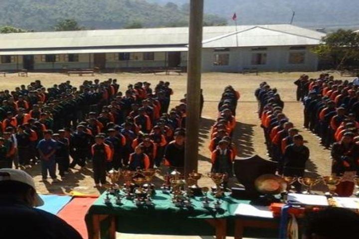 Mega Manipur School-Prize Distribution