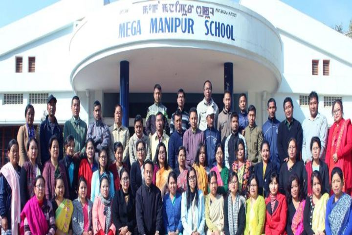 Mega Manipur School-Staff