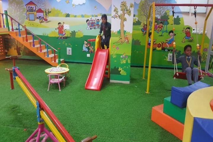 Destiny International School-Activity room