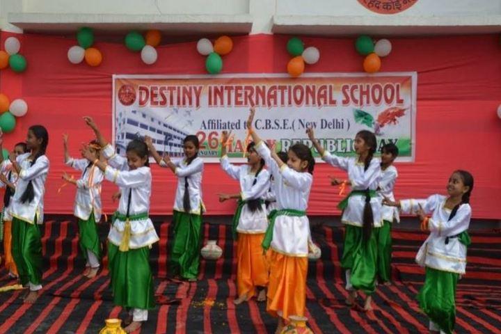 Destiny International School-Dance