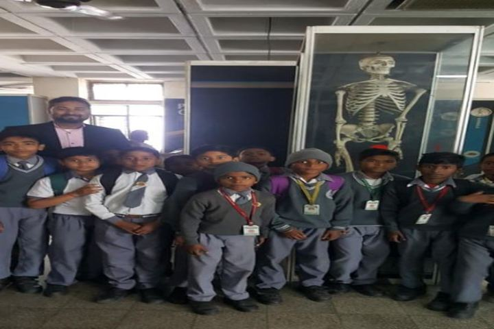 Destiny International School-Educational Tour