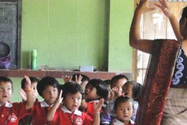 Ruda Academy-Classroom