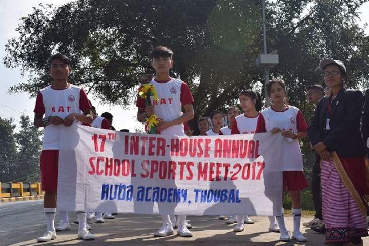 Ruda Academy-Inter House Annual School Sport Meet