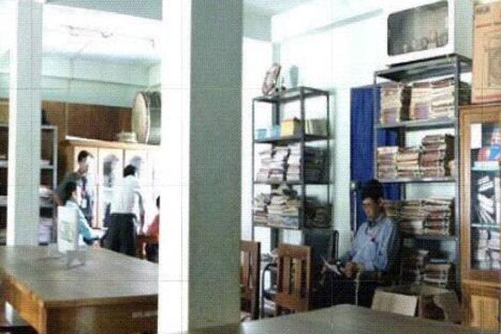 Ruda Academy-Library