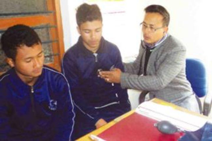 Ruda Academy-Medical Facilities
