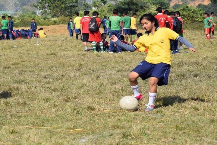 Ruda Academy-Play Ground