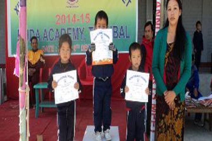 Ruda Academy-Prize Distribution