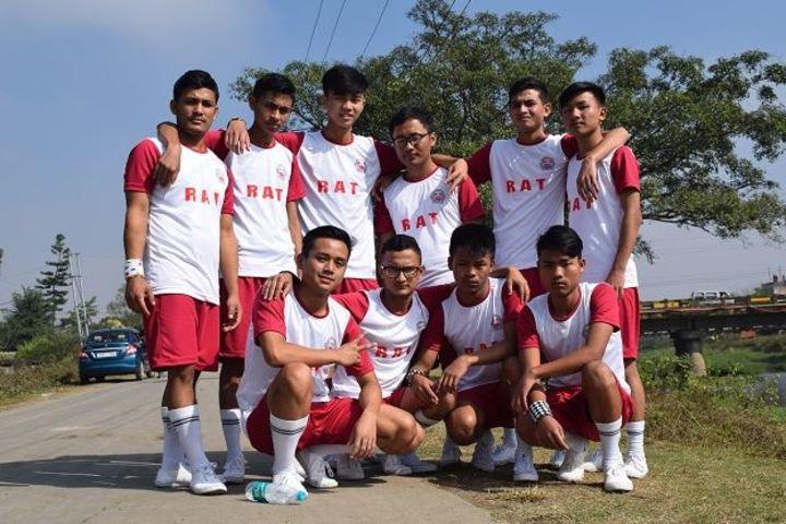 Ruda Academy-Runner Boys