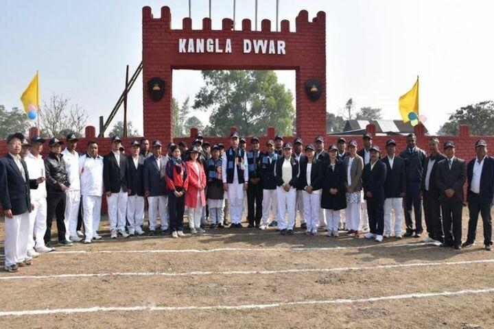 Sainik School-Annual Day Opening Ceremony