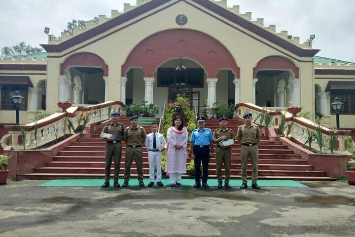 Sainik School-Campus