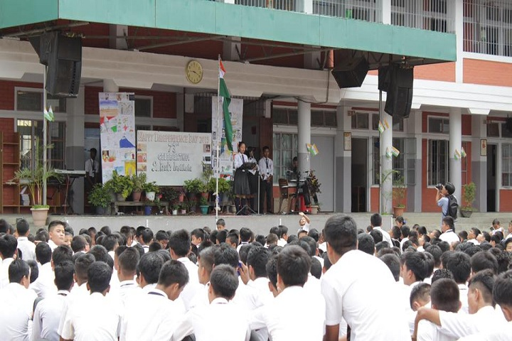 St Paul S Institute-Independence Day
