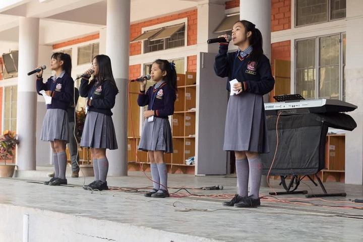 St Paul S Institute-Singing