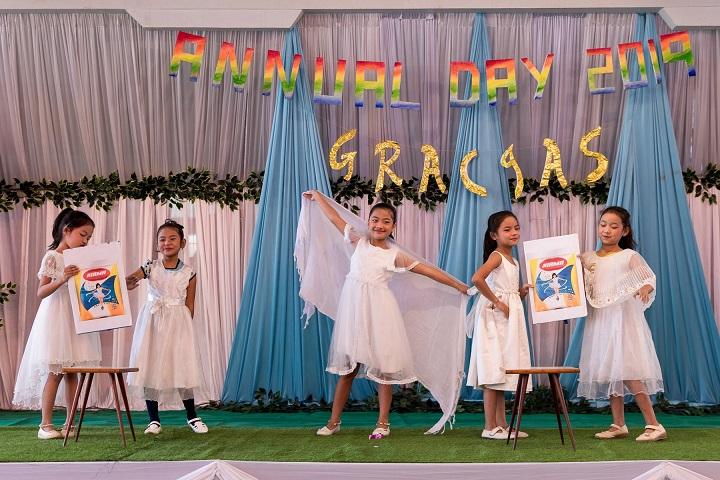 St PaulS Institute-Annual Day Celebration