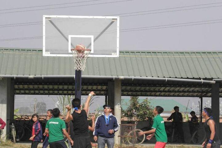 St Anthonys High School-Basket Ball