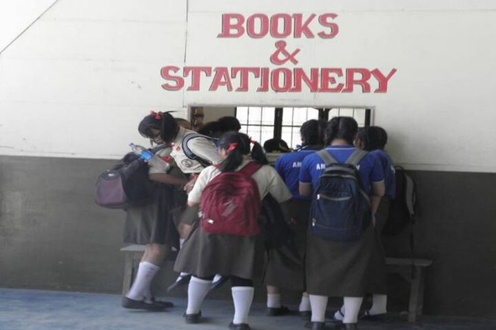 St Anthonys High School-Stationery