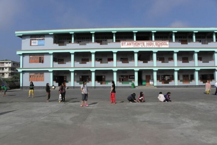 St Anthonys High School-Ground