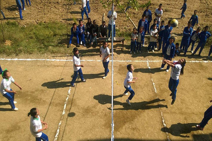 The Lodestar Public school-Sports