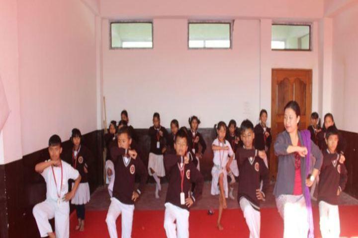 Tolchou Ibeton Memorial Academy-Dance Class