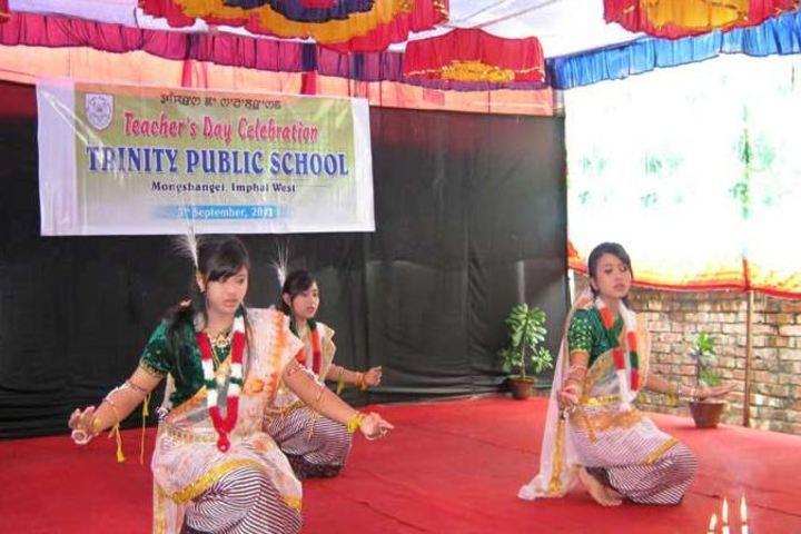 Trinity Public School-Dance