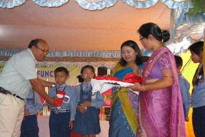 Trinity Public School-Prize Distribution