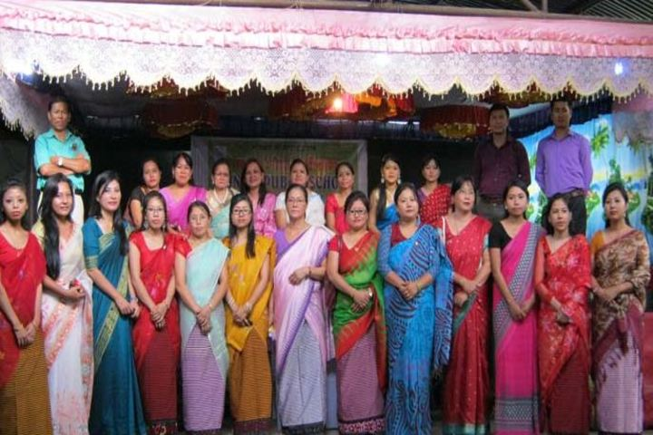 Trinity Public School-Teachers Day Celebrations