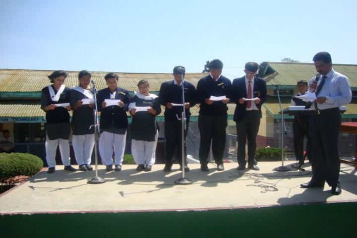 Army Public School-Investiture Ceremony