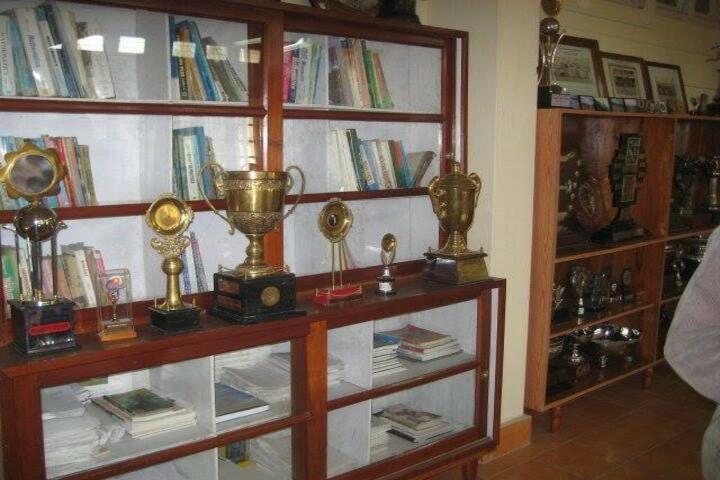 Assam Rifles Public School-Awards