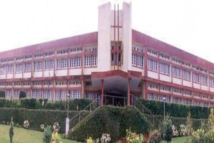 Assam Rifles Public School-Campus View