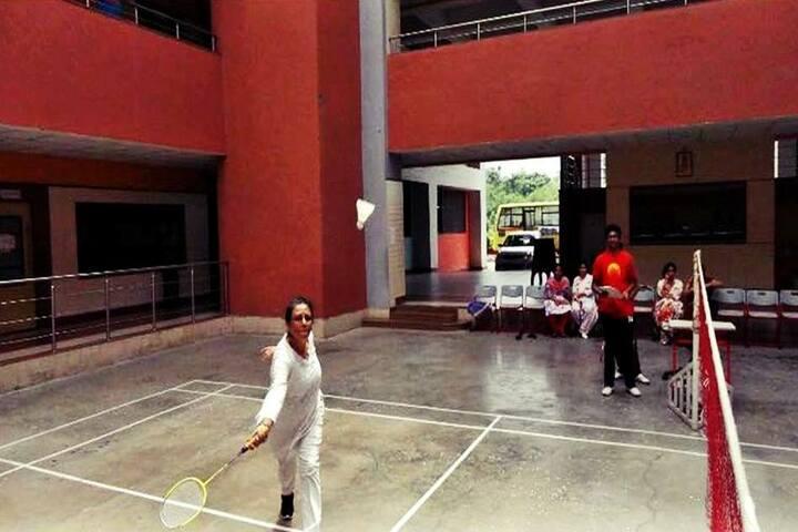 Assam Rifles Public School-Indoor Games