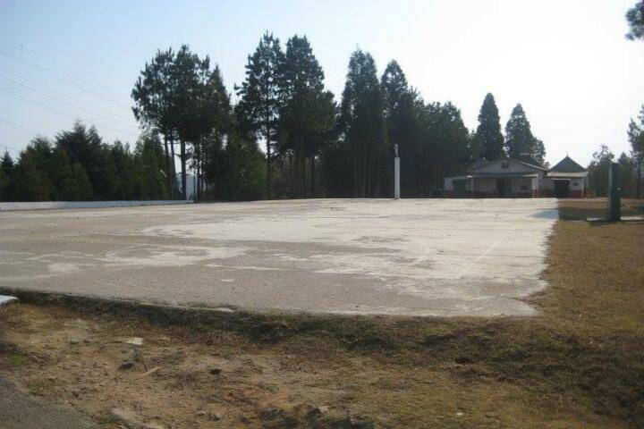 Assam Rifles Public School-Play Ground