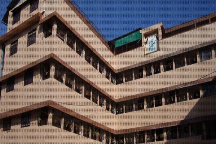 B K Bajoria School-Campus