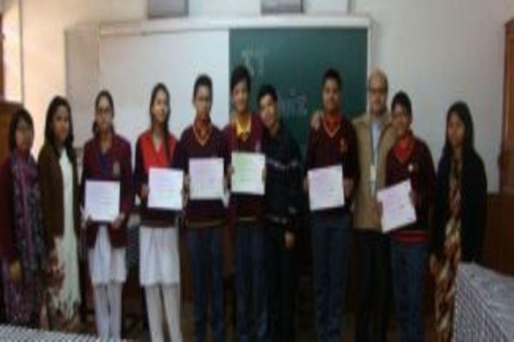 B K Bajoria School-IT Quiz Competetion