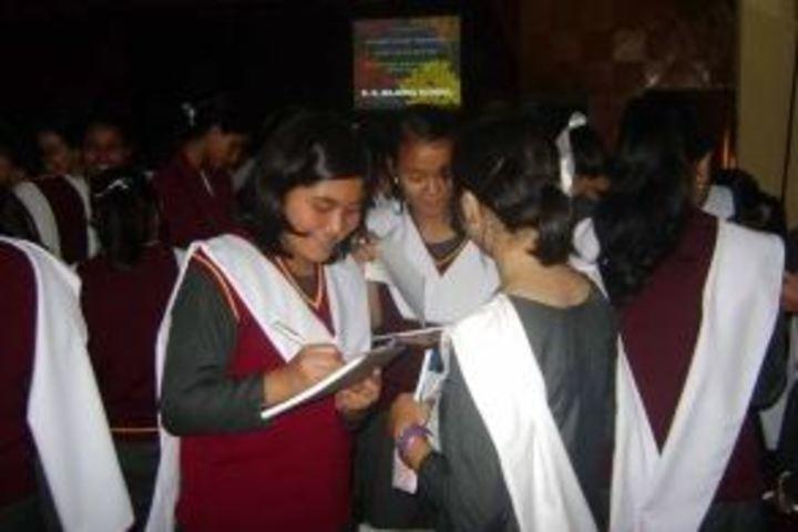 B K Bajoria School-Orientation Program