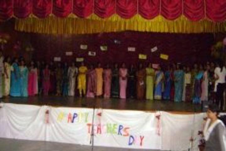 B K Bajoria School-Teacher Day Celebrations