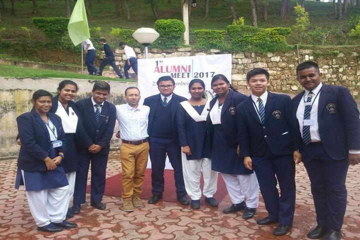 B S F Senior Secondary School-Alumni Meet
