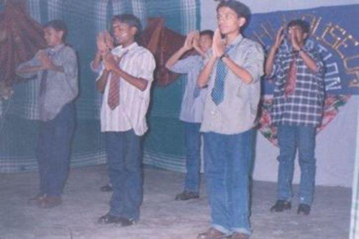B S F Senior Secondary School-Dance