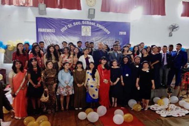 B S F Senior Secondary School-Events
