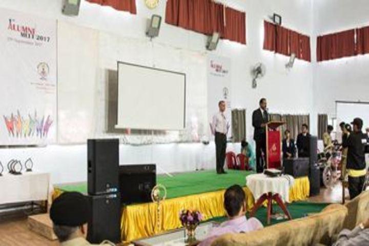 B S F Senior Secondary School-Meeting