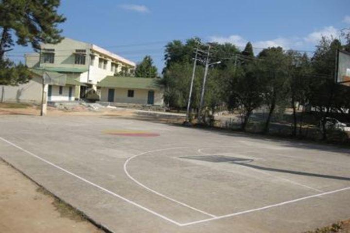 B S F Senior Secondary School-Play Area