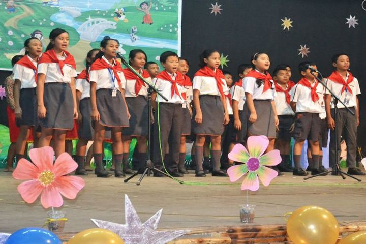 """Captian Williams School-Annual Day Celebrations"""
