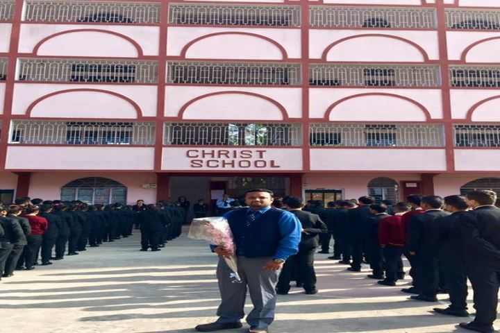 Christ School- Assembly Ground