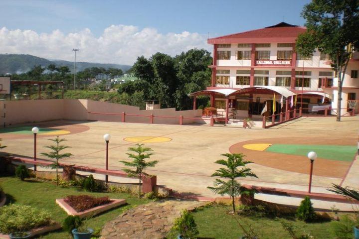 Christ School- Campus Area